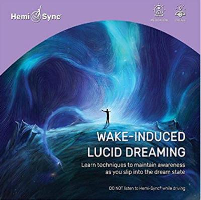 Hemi Sync - Binaural Beats for Lucid Dreaming