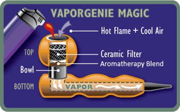 VaporGenie - How it Works